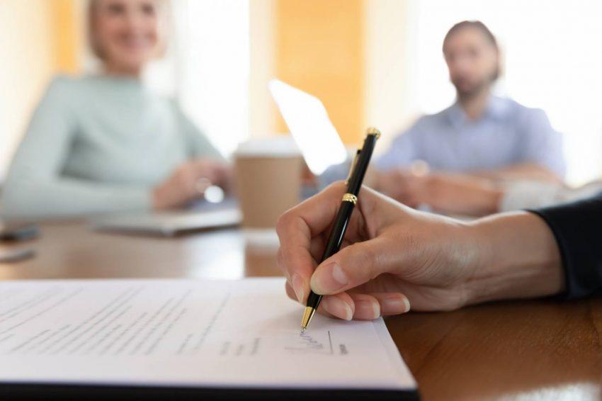 Définition de l'acte notarié en immobilier : Qu'est-ce que c'est ?
