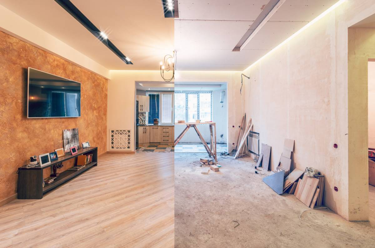 renover son appartement